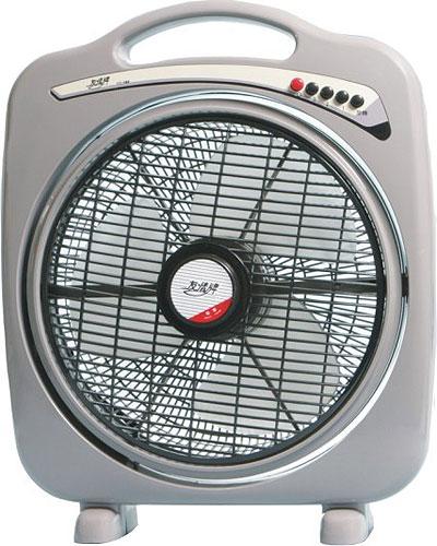 【友情牌】友情14吋手提冷風箱扇 KB-1486 1