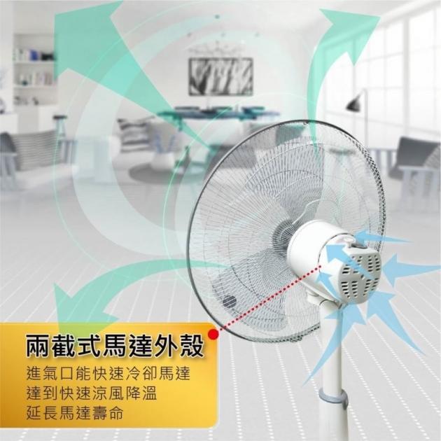【東銘】20吋超強風商業用扇(TM-2001) 4
